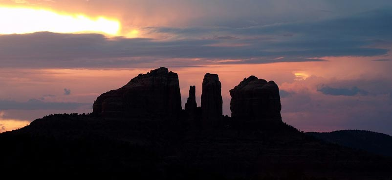Sedona Sunsets… a Magical Experience