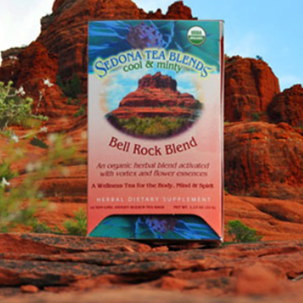 Bell Rock Blend 16ct Organic Tea Bags